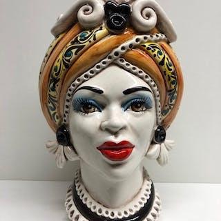 Caltagirone - Ceramic object - Ceramic