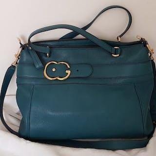 """Gucci - """"Ride"""" Shopper Tragetasche und Schultergurt, GG- DetailHandbag"""
