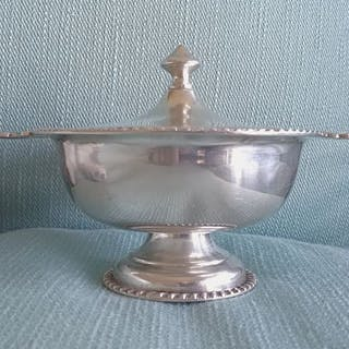 Zuckerstreuer (1) - .800 Silber - Italien - Um 1935