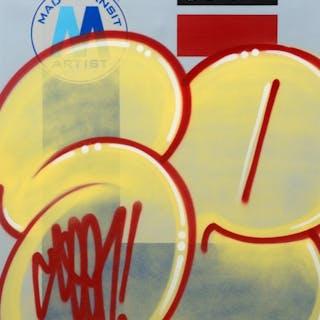 SEEN (Richard Mirando) - Mad Transit Bubble