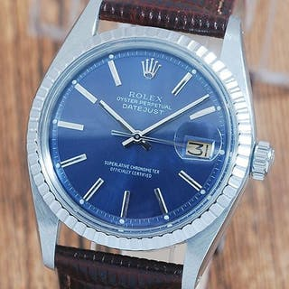 Rolex - Oyster Perpetual Datejust- 1603 - Men - 1970-1979