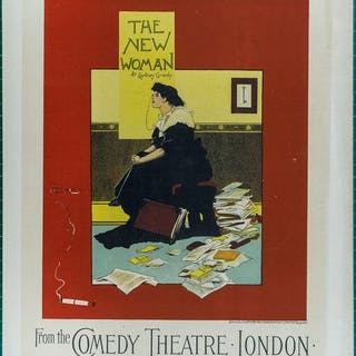 Albert George Morrow - Maitres de L'affiche 1897  PL 79...