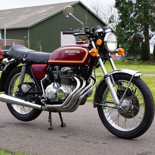 Honda - CB 400 F Supersport - NO RESERVE PRICE - 400 cc - 1979
