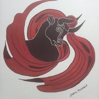 Jean Marais- Le chiffon rouge