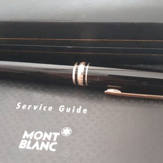 Montblanc - Fountain pen - Pair of 1