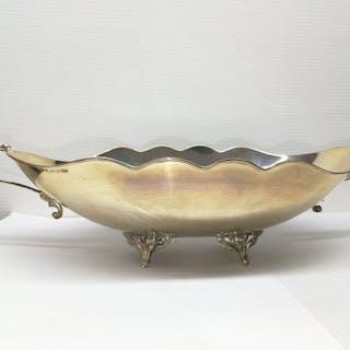 Centrotavola - .800 argento - Italia - Seconda metà del 20° secolo
