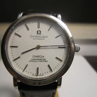 Omega - Contellation Automatic Chronometer Officially...