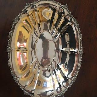 Centrotavola - .800 argento - Italia - Fine XX secolo