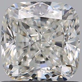 1 pcs Diamond - 1.01 ct - Cushion - I - VS1