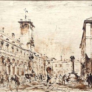 """Tommaso Gnone - """"Vita in Piazza"""""""