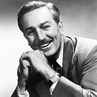 Unknown - Walt Disney, c,1950's