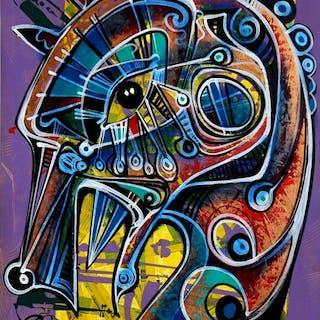 Simeón Gonzales - Rocinante en Época Azul