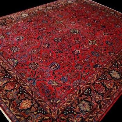 Tappeto, Mohajeran Sarouk - Carpet - 340 cm - 263 cm...