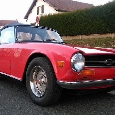 Triumph - TR6 - 1971