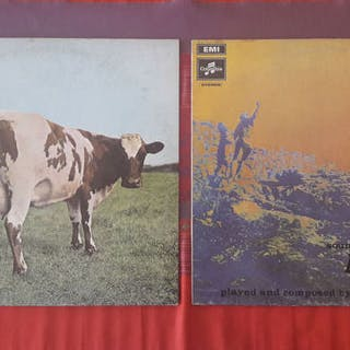 Pink Floyd - Atom Heart Mother - soundtrack of the movie...