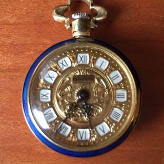Monvis - reloj de bolsillo- Mujer - 1950-1970
