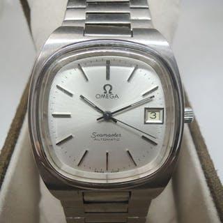 Omega - Seamaster Date - 166.0207 - Men - 1980-1989