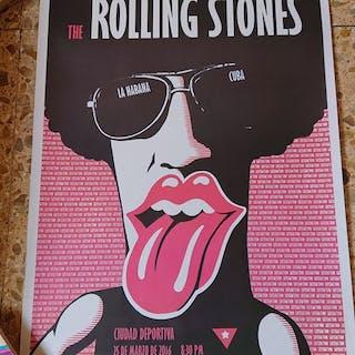 Rolling Stones - Offizielles Memorabilien-Werbeobjekt - 2016/2016