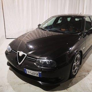 Alfa Romeo - 156 GTA SportWagon - 2002