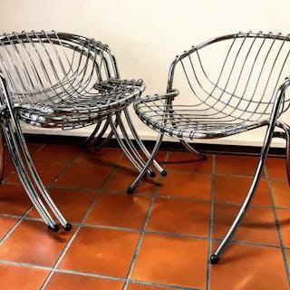 Gastone Rinaldi - Rima - Chair (4) - Lynn