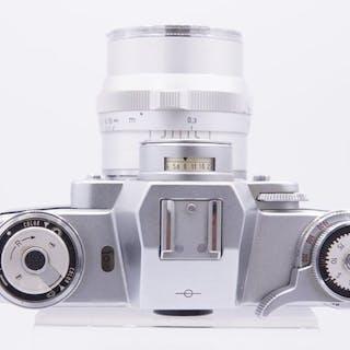 Zeiss Ikon Contarex Bulls Eye + Plannar 50mm F2.0