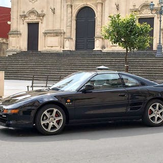 Toyota - MR2 MKII - 1994