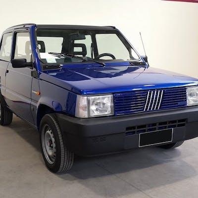 Fiat - Panda 750 Giannini - 1988