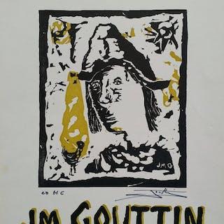 Jean Marie Gouttin - Galerie Vendome - 1965