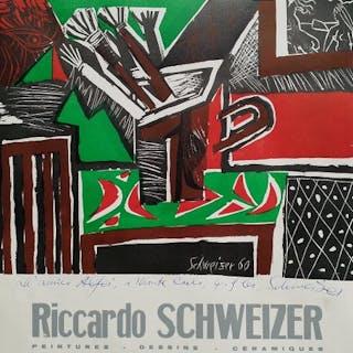 Riccardo Schweizer - Galerie Rauch - 1960