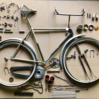 Maino - Road bicycle - 1936