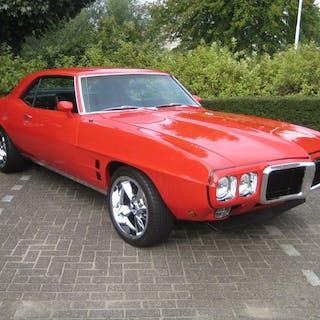 Pontiac - Firebird 350 V8 - 1969