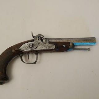 France - Unknown - Cavalry - Cavalry - Percussion - Pistol - 16
