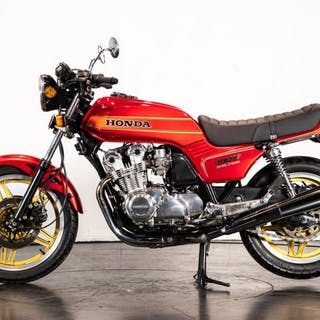 Honda - CBBol d'Or - 900 cc - 1981