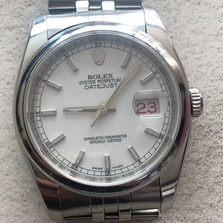 Rolex - Oyster Perpetual Datejust - Ref. 116200 - Unisex - 2000 - 2010