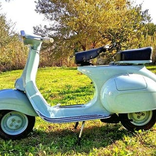 Piaggio - Vespa VNB2T - 125 cc - 1961