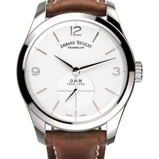 Armand Nicolet - LB6 Small Seconds Limited Edition...