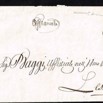 Sardegna  1858 - 10 cent