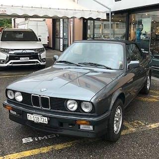 BMW - 325i Cabrio - 1988