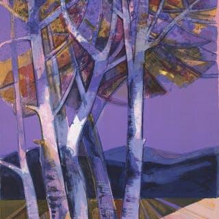 Camille Hilaire - Les arbres