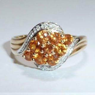 f9c87ad273d93 large stone diamond ring | Barnebys