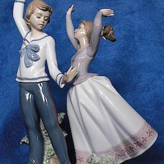 Regino Torrijos - Lladró - Figurine(s) - Porcelain