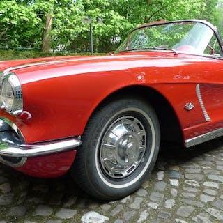 Corvette - C1 - 1962