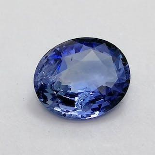 Blue Sapphire - 1.12 ct