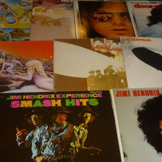 Doors, Jimi Hendrix Experience