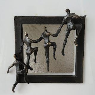 Corry Ammerlaan van Niekerk - Artihove - Wanddekoration - Samen op Weg