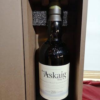 Port Askaig 28 years old - 70 cl