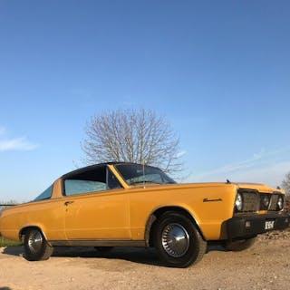 Plymouth - Barracuda - 1966