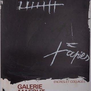 Antoni Tàpies- Encres et collages - 1968 - 1960er Jahre