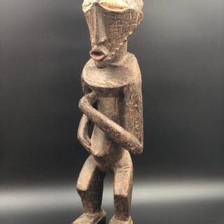 Ancestor statue - Wood - Congo