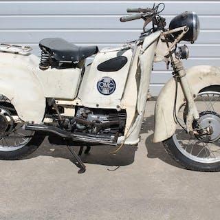 Moto Guzzi - Galletto - 175 cc - 1953